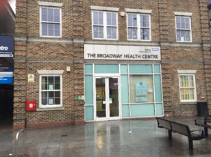 The Broadway Health Centre